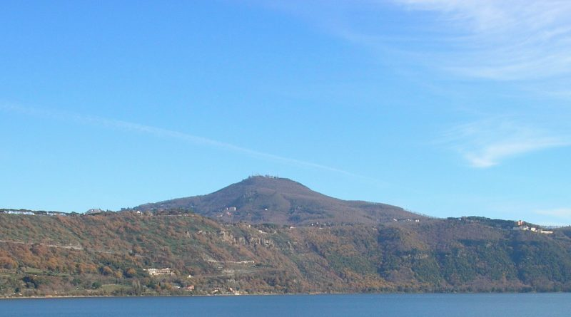 Vulcani: Roma e i colli Albani